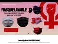Détails : Spécialiste de la vente de masques de protection de qualité