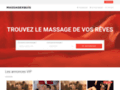 MassageXquis : Bien-�tre et sensualit�