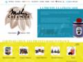 Détails : truffe chocolat