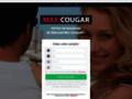 Détails : Un site pour rencontrer un max de femmes cougar !