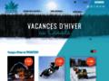 Détails : Québec : Maximage Aventure, guide et partenaire sû