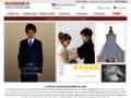 robe ceremonie mariage sur www.maxmode.fr