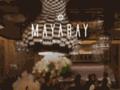 Détails : Maya Bay – Restaurant thaïlandais et japonais à Monaco