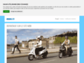 Site officiel scooter MBK