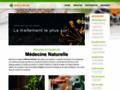 Médecine naturelle et soins aux plantes