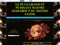 Détails : GRAND MAITRE MARABOUT ET PUISSANT MEDIUM VOYANT DU MONDE FATON