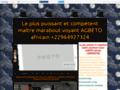 Détail SITE http://mediumagbeto.net