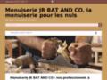Détails : Menuiserie JRBATANDCO