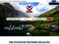 Détails : Station ski familiale Méribel en Savoie