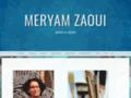 Meryam Zaoui Peintre en Décors