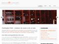 Caves à vin bois : DesignéConcept