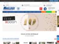Détails : Bureau design en ligne | meubles Mailleux