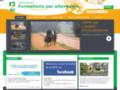 MFR Vimoutiers - Formations �quines (formation cheval) par alternance et apprentissage - Normandie