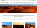 Details : Mhamid voyages - trek, trip, circuits et caravane dans le désert marocain - Marrakech - Ouarzazate