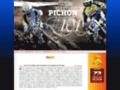 Détails : Mickaël Pichon - site officiel