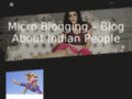 Details : Micro Blogging India