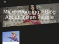 Micro Blogging India