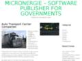 site http://www.micronergie.fr