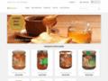 Détails : boutique de vente miel pur maroc