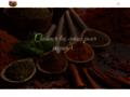 Épices, currys et cuisine épicée