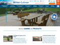 Détails : Mobilier urbain, fournitures, matériel et équipement pour les collectivités : Millet Culinor
