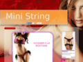 site http://www.ministring.fr