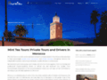 Détails : Moroccan Travel: Tailor-Made Private Tours in Morocco
