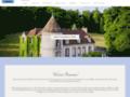 """Chateau de Miserai - Site de mariage - Orne (l""""home Chamondot)"""