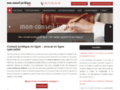 Voir la fiche détaillée : Mon conseil juridique pour tous les secteurs du droit