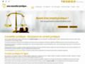 Détails : Conseiller juridique en ligne  et par téléphone
