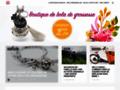 Blog et boutique consacrés aux bolas de grossesse