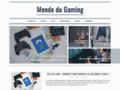Détails : Monde du gaming