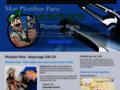 Plombier Paris pas cher | Devis gratuit et sans engagement