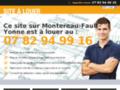 Les réalisations de l'électricien sur Montereau-Fault-Yonne