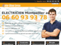 Détails : L'électricien de Montpellier