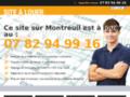 Le métier d'électricien à Montreuil