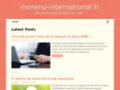 Moreno International Marne - Reims
