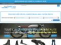 Détails : Boutique en ligne pour motard