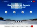 Raid motoneige et circuits moto neige voyage inclus Canada