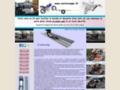 Porte-moto en kit pour remorque