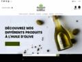 Détails : huile d'olive de provence