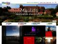 Moulins-tourisme : site de l'office de tourisme de Moulins dans l'Allier en région Auvergne