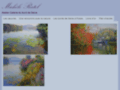 Détails : Peintures impressionnistes de paysages normands
