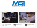 Détails : MSI Computer : Blog Informatique & Nouvelles technologies