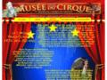Musée du Cirque situé à Vatan (36)
