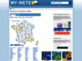 Meteo dans le monde