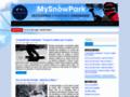 Détails : mysnowpark