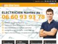 Détails : Les électriciens à Nantes
