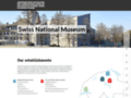 Musées nationaux suisses