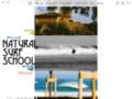 Stage cours & ecole de surf camp des landes à Seig